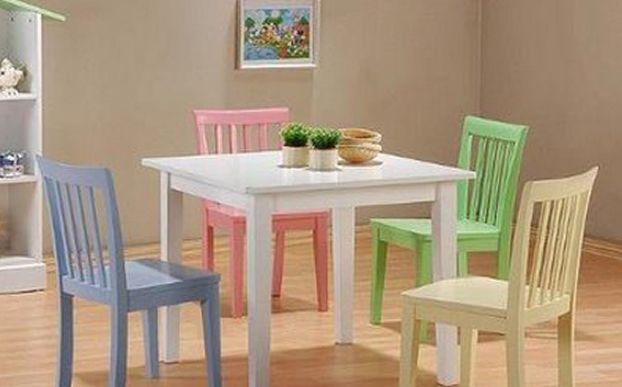 Como pintar seus móveis de madeira