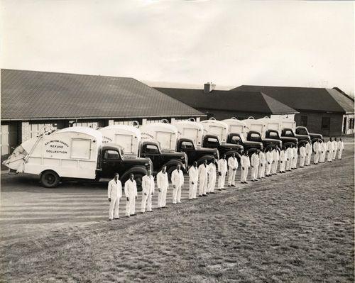 Arlington County Refuse Collection, ca. 1940 | Arlington Cou… | Flickr