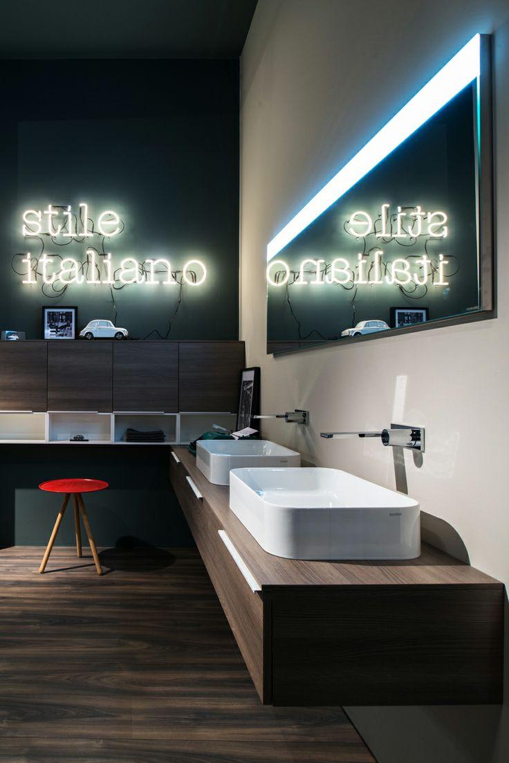 Lo stile italiano della collezione My Time, Salone del Bagno di Milano.