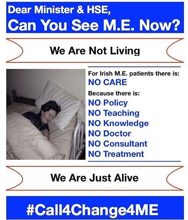 Tomorrow Is Our Awareness Day In Manchester Mecfs
