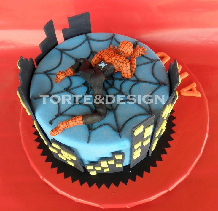 58 best images about spiderman cake on pinterest. Black Bedroom Furniture Sets. Home Design Ideas
