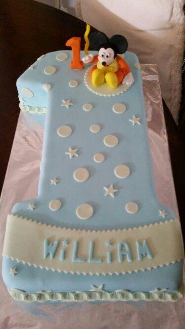 William is 1