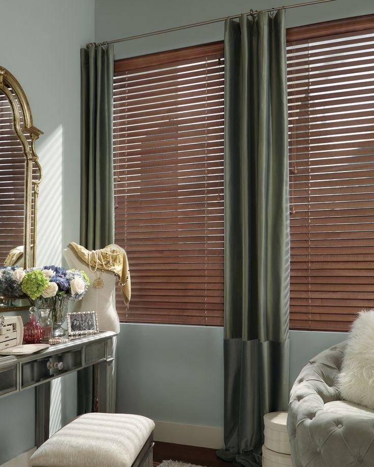 22 best images about blackout window treatment styles for Best blackout window treatments