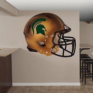 Spartan ProCombat Football Helmet Fathead Wall Graphic