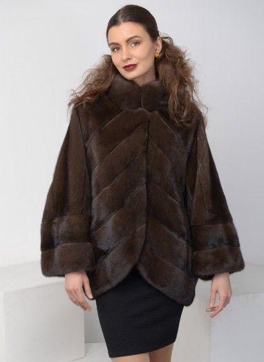 Норковая куртка Дания 01, КАЛЯЕВ
