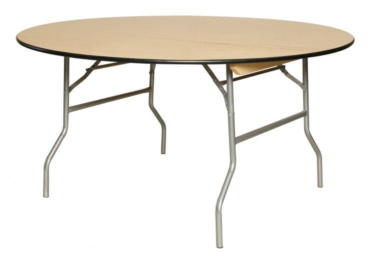 Tables   Bertolini Hospitality U0026 Design 60 Inch Round Wood Table
