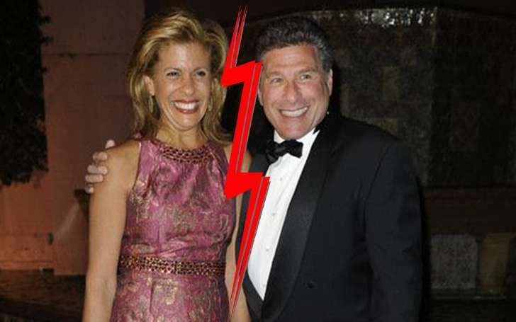 Hoda Kotb and her ex-husband Burzis Kanga, Know about their married life, divorce and children