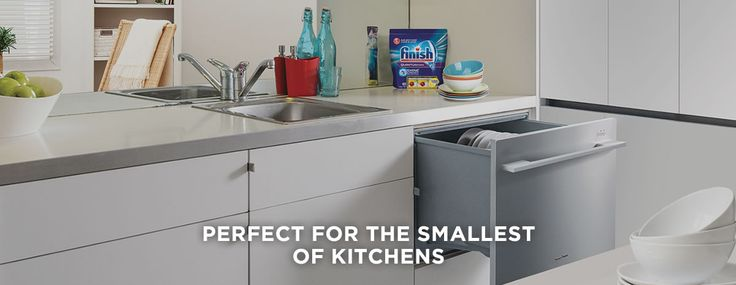 Fisher & Paykel DishDrawer™ dishdrawer