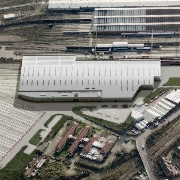 CA products chosen for new Crossrail operations depot