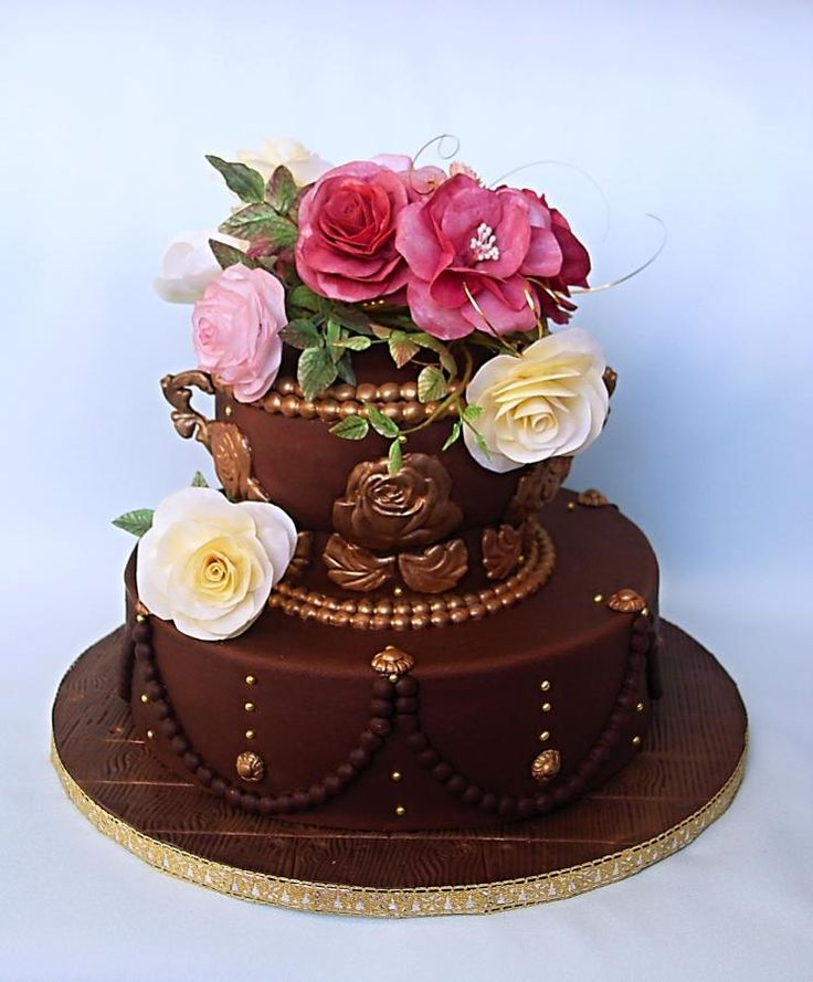 a good wedding cake 569 best brown beige wedding cakes images on 10627