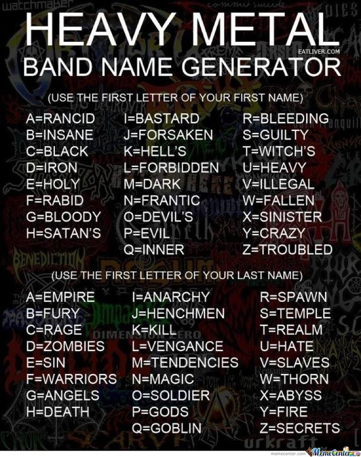 whats+ur+elf+name | What's Your Band Name? - Meme Center
