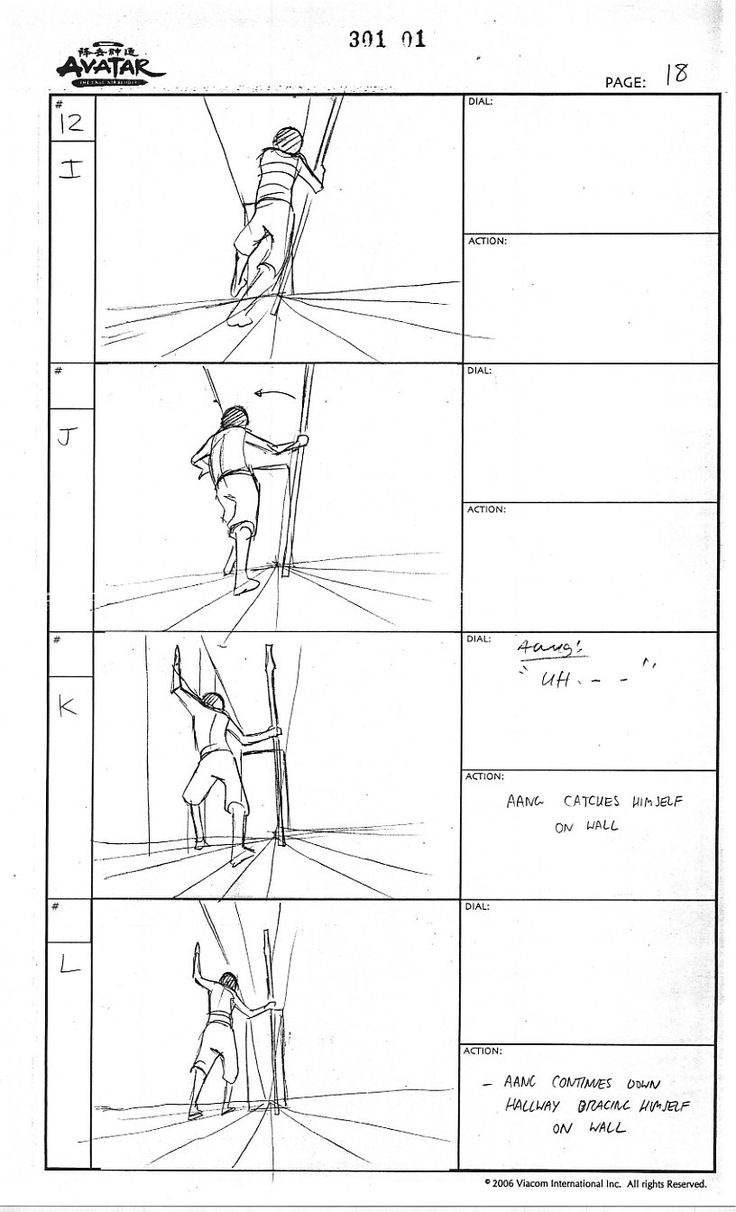 Best Cinematography Storyboard Screen Images On