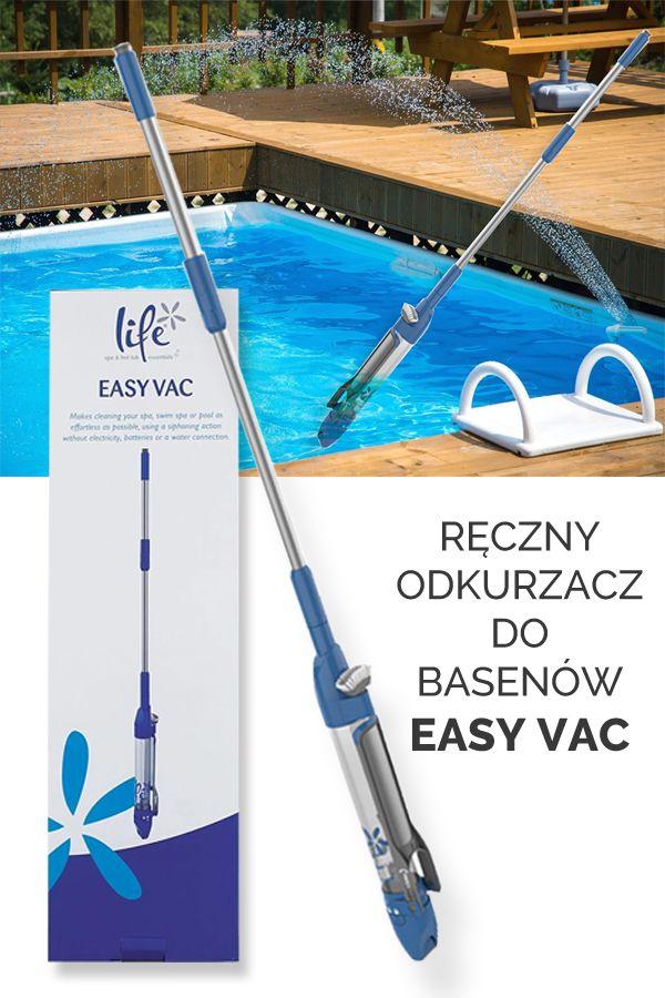 Reczny Odkurzacz Do Basenu Jacuzzi Wellis Easy Vac Jacuzzi Vac Easy