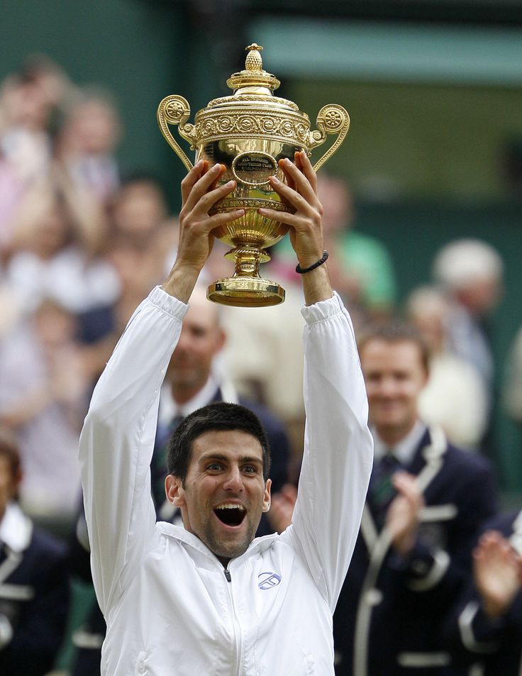 Novak Djokovic. Congratulations Nole!!