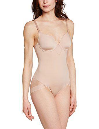 Triumph Perfect Sensation - Body - Uni - Femme - Marron (6106 Sable) - FR: 40 (Taille fabricant: FR: 90D/EU: 75D)