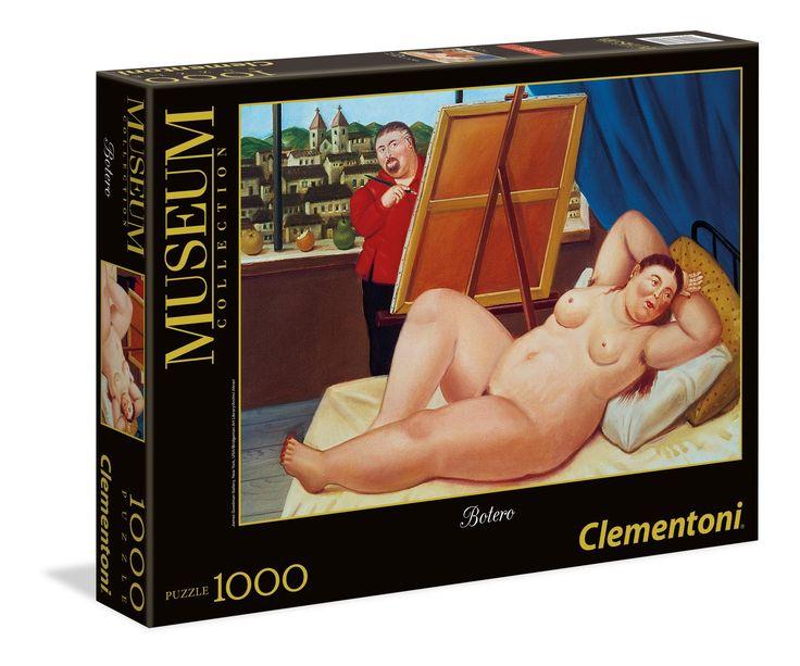 """Fernando Botero """"Autoritratto con modella"""" - 1000 pcs - Museum Collection…"""