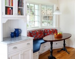 idea for small area in kitchen