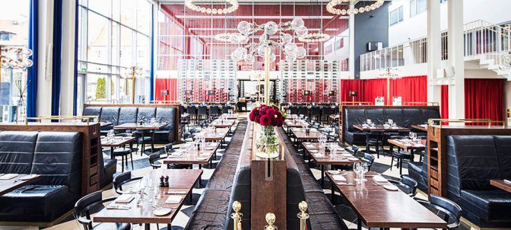 Copenhagen Restaurant and Cocktailbar – Skt. Petri