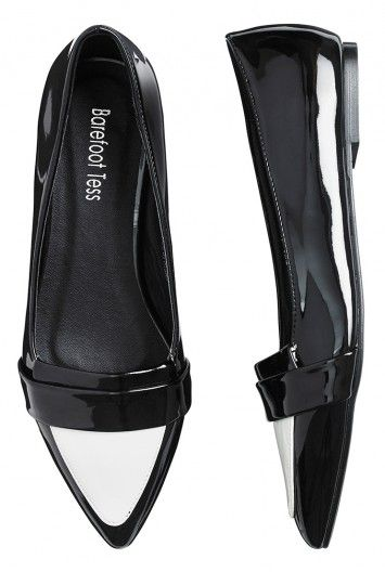 BFT Garnet Paneled Loafer for Tall Women | Long Tall Sally USA