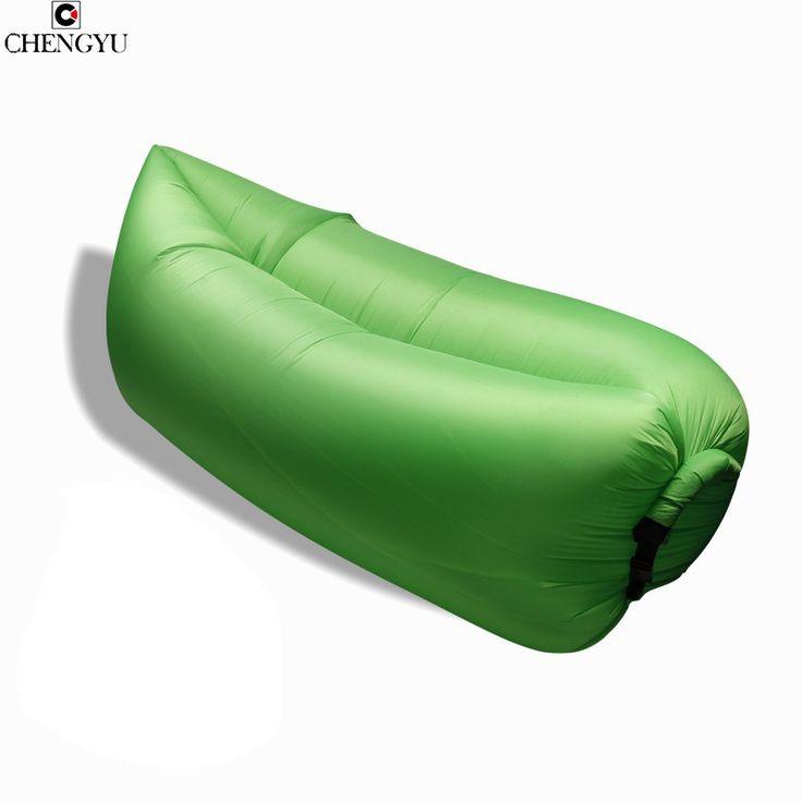 Strand Portable Outdoor Aufblasbare Stuhl Möbel Sofa Schlaf Camping  Luftschlafsofa Faul Bett Wohnzimmer Möbel