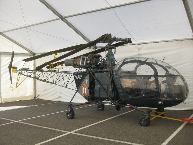 Sud Aviation Alouette II Marine.