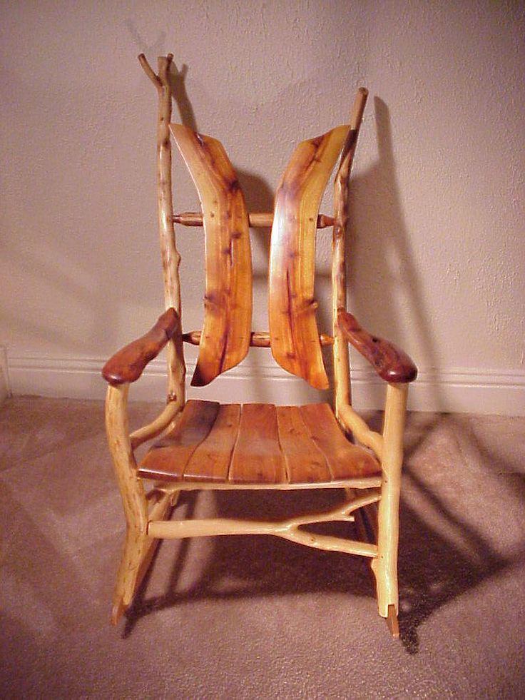 48 Best Juniper Log Furniture Images On Pinterest Rustic