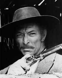 Lee Van Cleef - The Good The Bad and The Ugly
