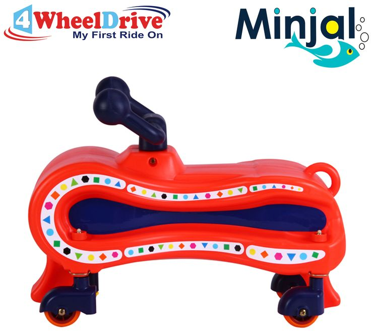smooth and comfortable First Ride On Toy Minjal