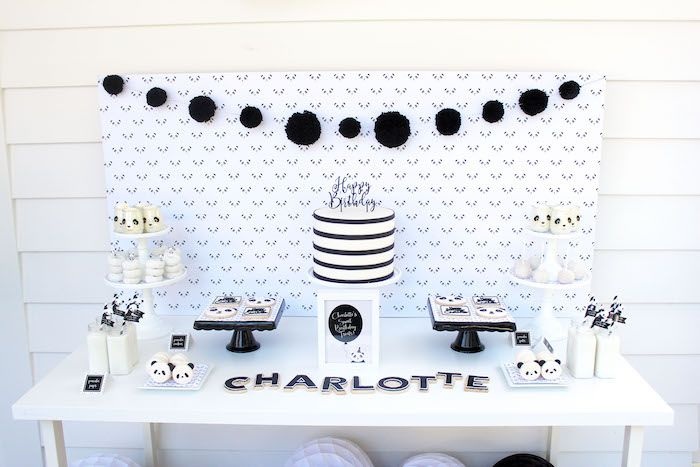 Party Like a Panda Birthday Party on Kara's Party Ideas | KarasPartyIdeas.com (56)