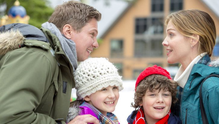 "Check out photos from the Hallmark Movies & Mysteries original movie ""Operation Christmas"" starring Tricia Helfer, Marc Blucas and Lisa Durupt"