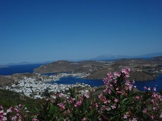 Tilgivelse og helbredelse af sindet på Patmos | A Course in Miracles | 11. - 25. april 2014 - Oplev den farverige græske påske!