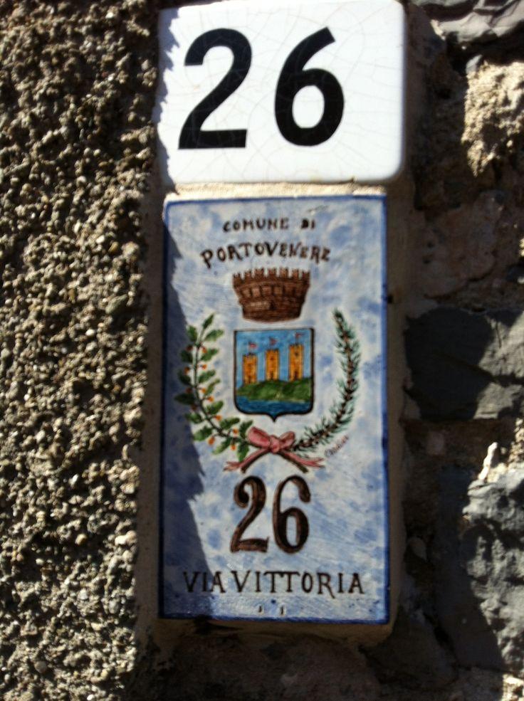Portovenere, Ligurien, Bella Italia - zu Hause?