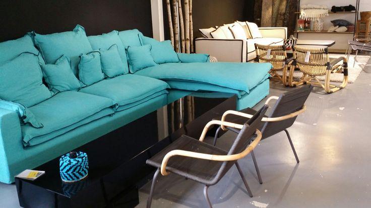 Sofa lavillagarden&design www.lavilla-garden.com figueres spain
