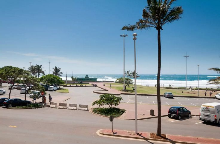 Ocean View Apartment Self Catering Accommodation On Durban Beachfront See more https://www.wheretostay.co.za/ocean-view-apartment-self-catering-accommodation-durban-beachfront  This open plan beach apartment is newly renovated. Located on the second floor of a front row small complex, it offers the perfect beach spot for couples, solo adventurers, and business travelers.
