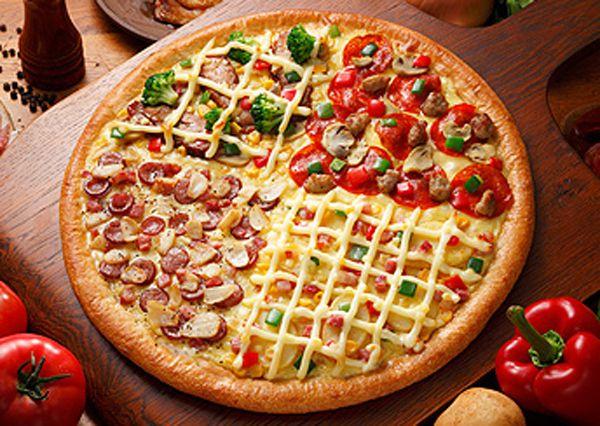 Pizza Saus Bolognaise Sosis Merupakan Salah Satu Makanan Yang Termasuk Dalam Kategori Makanan Mewah Karena Belum Ten Makanan Makanan Dan Minuman Resep Makanan