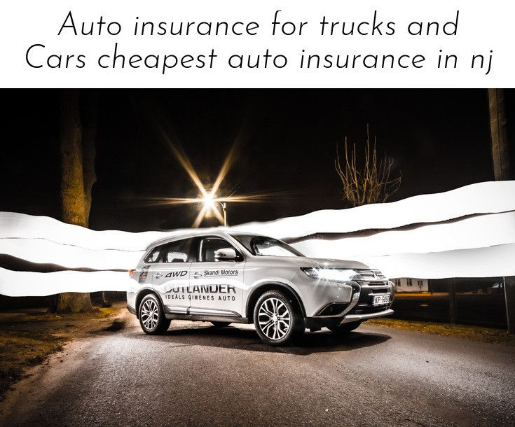 Find More Information On Auto Insurance For Trucks And Cars