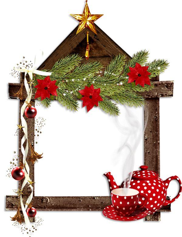 Christmas Tea Decorazioni Di Carta Idee Di Natale E Cornici