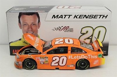 Matt Kenseth 2013 Home Depot/Let's Do This 1:24 Nascar Diecast - http://hobbies-toys.goshoppins.com/diecast-toy-vehicles/matt-kenseth-2013-home-depotlets-do-this-124-nascar-diecast/
