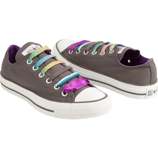 CONVERSE Chuck Taylor All Star Womens Shoes ($46) liked on