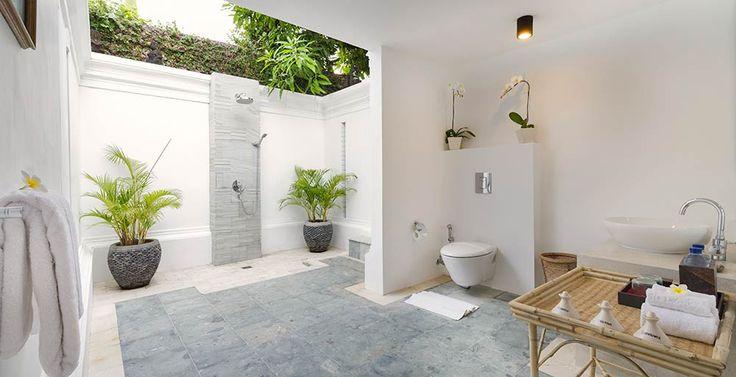 Villa Batujimbar-Bedroom seven ensuite bathroom