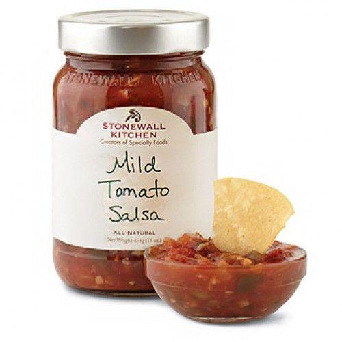 #Salsa #tomates #piment / Mild #Tomato Salsa : Avec sa pointe de #coriandre et sa touche de #citron, cette salsa pleine de #saveurs est appréciée au moment de l'#apéritif ou pour accompagner des #fajitas, des #enchilladas ou encore des #quesadillas! With its #tip #coriander and a touch of #lemon, this salsa full of #flavor is #loved at the time of the #aperitif or with fajitas, enchiladas or quesadillas!