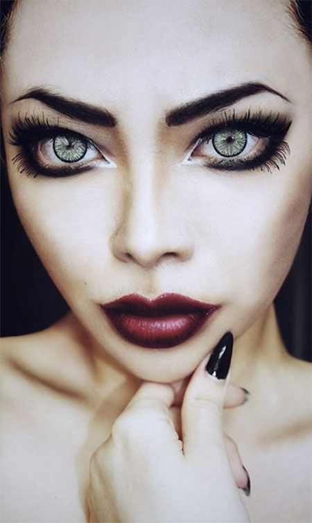 12+ Halloween Doll Makeup Styles, Looks, Trends & Ideas 2015 | Modern Fashion Bl…