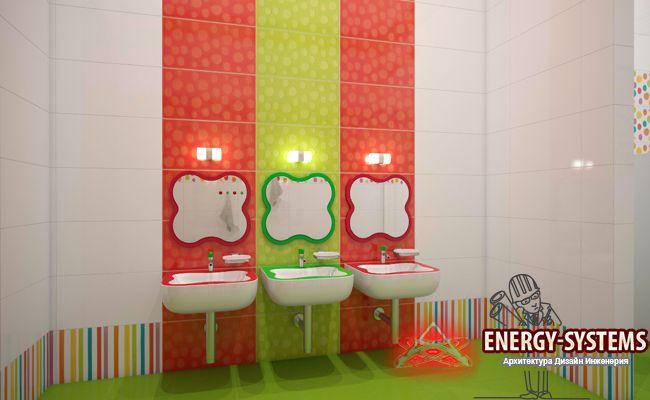 Дизайн-проект детского сада