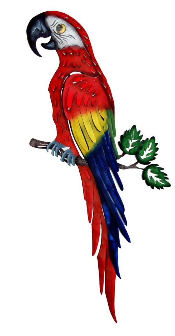Parrot Wall Decor