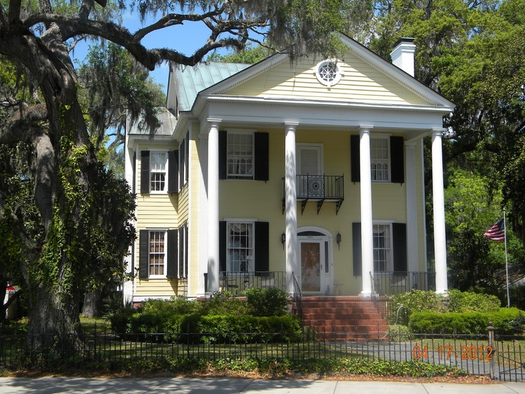 Delightful Lowcountry House Plans Beaufort Sc Part - 6: Home In Beaufort, SC. Iu0027ve Seen This House.