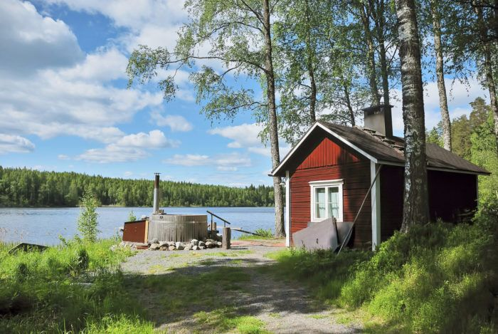 Finland's quirky love for saunas - thisisFINLAND