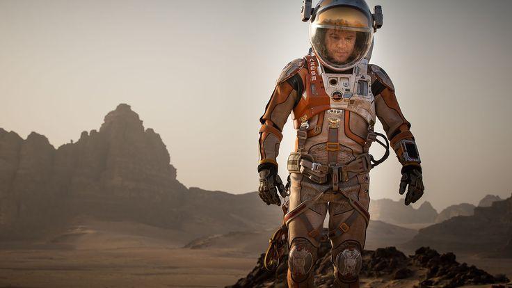 #PerdidoemMarte   Matt Damon luta para sobreviver no novo trailer do filme de Ridley Scott