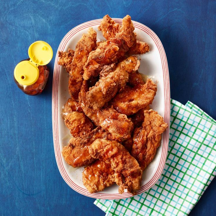 Nashville Fried Chicken Fingers - Rachael Ray Every Day