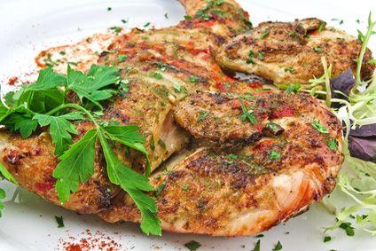 Dukan Spanish Chicken