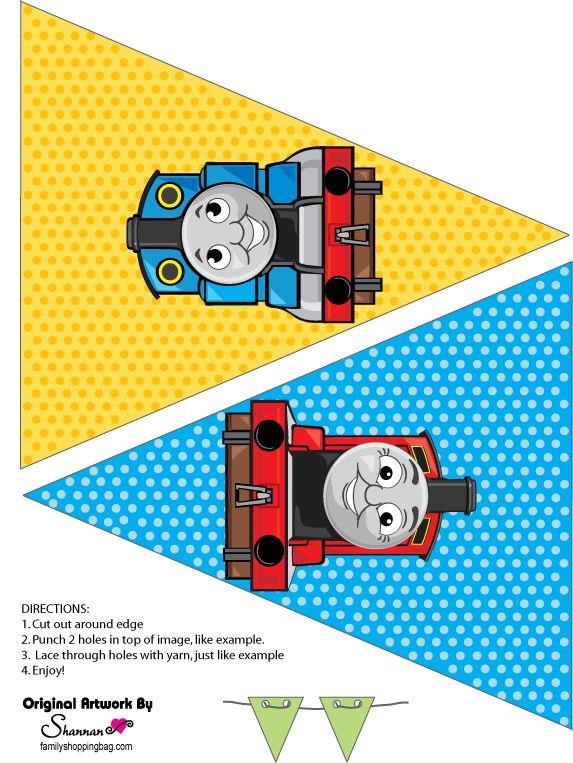Thomas The Train Decorations Pinterest
